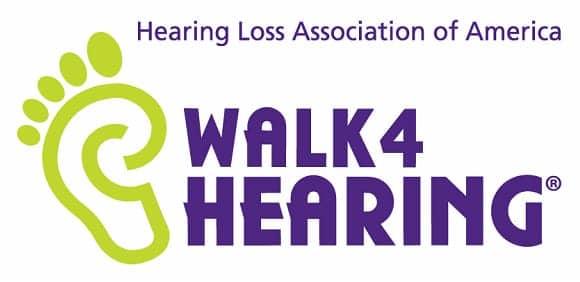 HLAA Announces 2017 Walk4Hearing Events