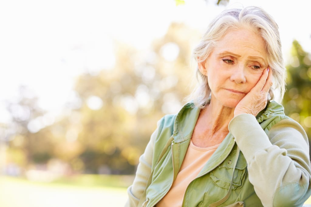 Hearing loss can lead to depression