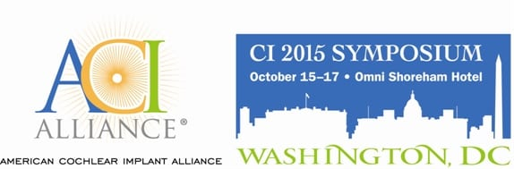 Emerging Issues in Cochlear Implants Symposium, Oct 15-17, 2015
