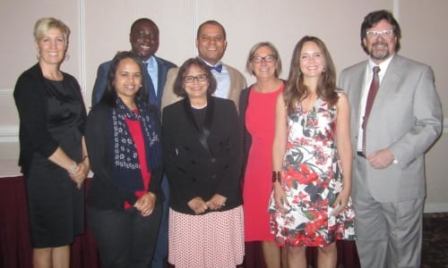 Salus University Bridge Program Celebrates Audiology Graduates
