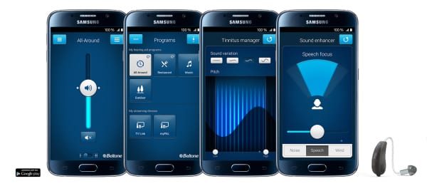 Beltone Expands Android Compatibility of HearPlus App