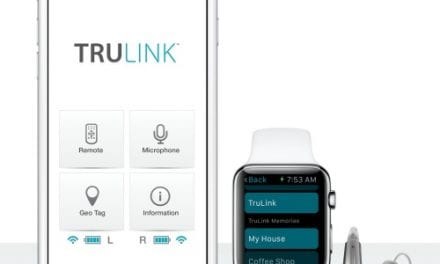 Updated TruLink App Links Hearing Aids to Smart Watches