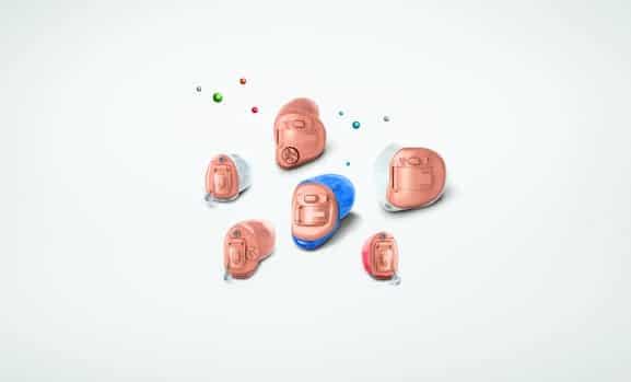 Phonak Debuts Custom Virto V Hearing Aid