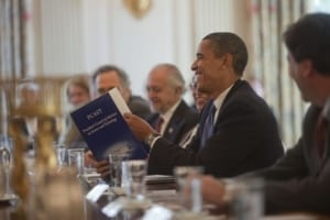 President Obama and PCAST