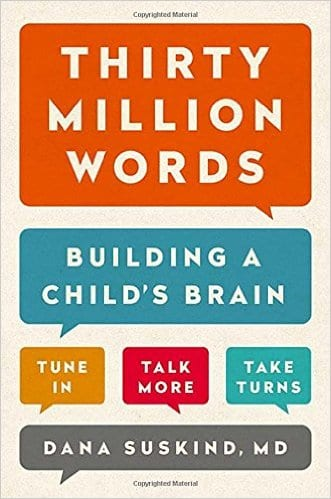 Book on Thirty Million Words Initiative Hits Bookstores