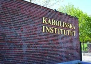 Karolinska Institute, Stockholm, Sweden.