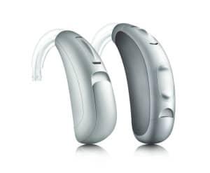 Unitron's Stride BTE hearing aids