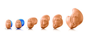 Unitron's Stride ITE hearing aids