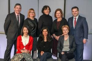 Presenters at Oticon's Pediatric Conference 2015