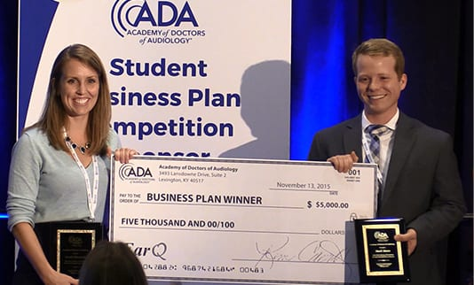 UNC Chapel Hill Students Win Grand Prize in ADA Student Competition