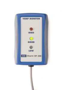ICS Chartr EP200 for VEMP testing