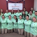 Salus University Students, Faculty Volunteer for Special Olympics
