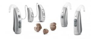 Essentials hearing aids from Siemens