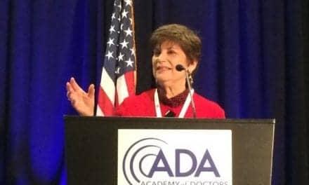 Rita Chaiken Named 2016 ADA President