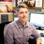 Nathan Miller, host of Spotlight