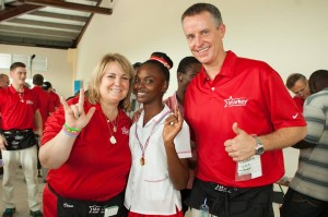 Audigy Group on mission in Haiti