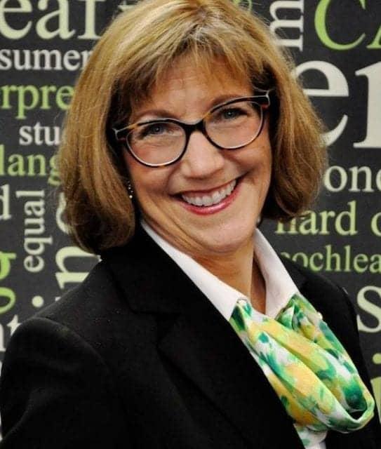 Valerie Stafford-Mallis Joins HLAA as Director of Chapter Development