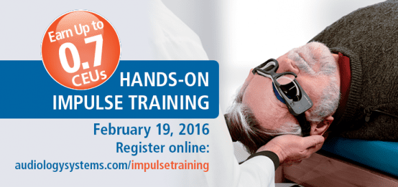 Audiology Systems Announces 2016 Hands-on Training Courses