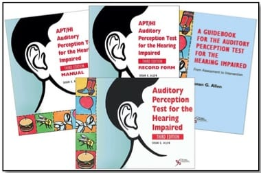 Third Edition of Resource on Auditory Perception Test Released