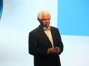 Starkey founder and CEO Bill Austin.