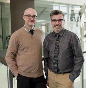 Professors Dye and Hauser