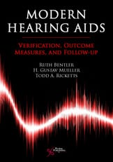 Industry Experts Create New Text on Modern Hearing Aids