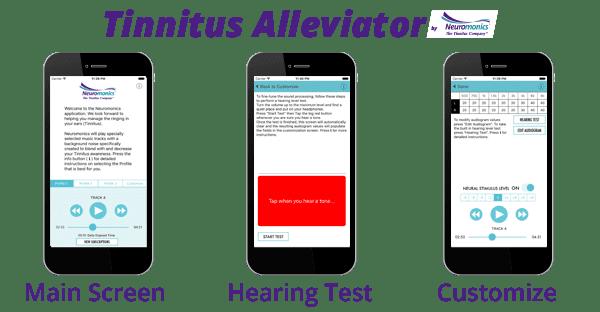 Downloadable Tinnitus Alleviatior