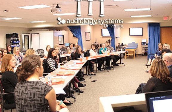 Audiology Systems Hosted Second Student Workshop