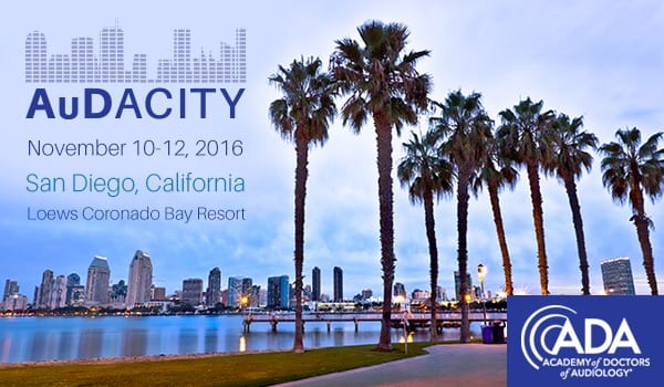 """AuDacity 2016 Convention """"Dares to Succeed"""" in Era of Disruptive Change"""
