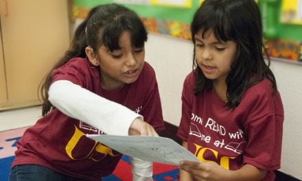 USC Program Helps Develop Literacy for Deaf Children from Bilingual Homes
