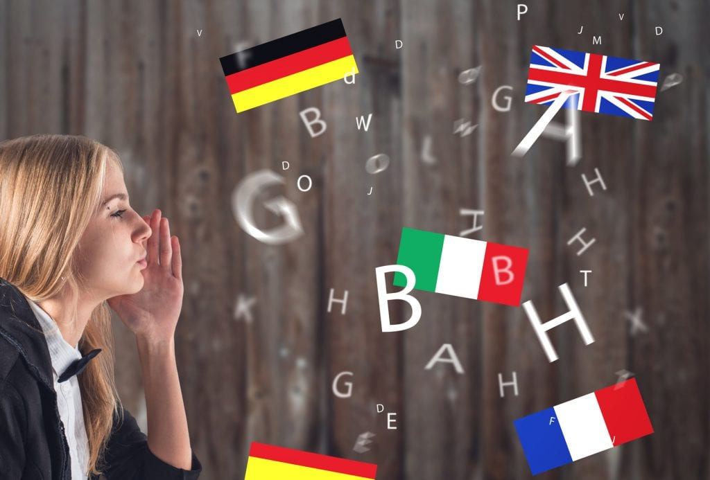 Resetting the ears for language learning