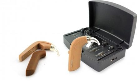 Retone Introduces iOS-enabled Smart Hearing Aid