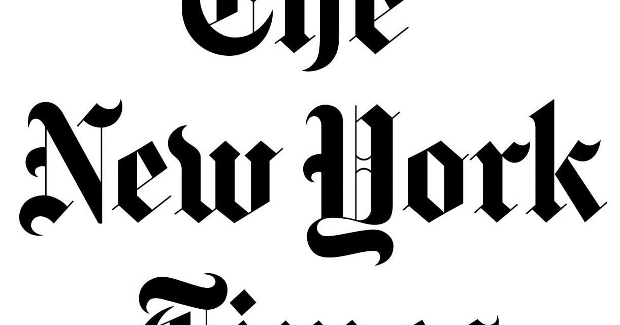 New York Times Reports on Decrease in Ear Infections