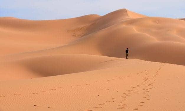Back to Basics: Sand Dunes Hum in the Key of E