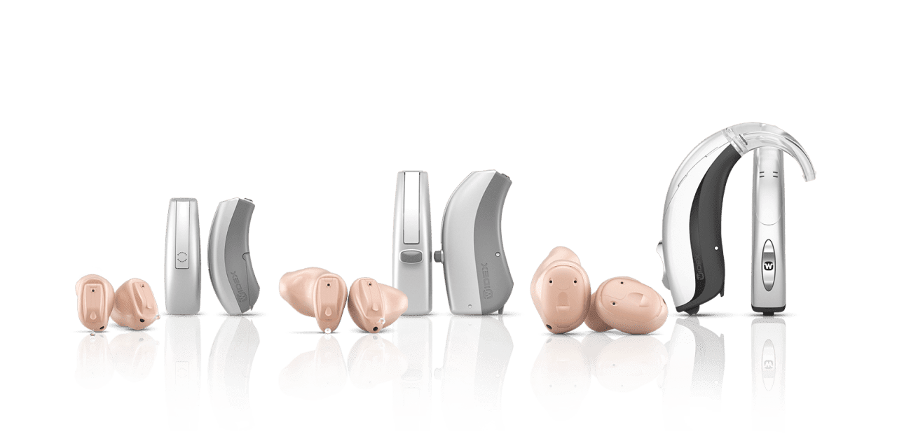 Widex Exhibits Unique Hearing Aid at AudiologyNOW!