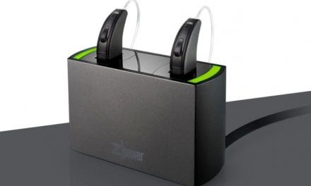 ZPower Features Rechargeable Hearing Aid System at AudiologyNOW!