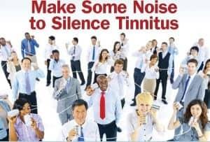 Tinnitus Awareness Week, May 16-20