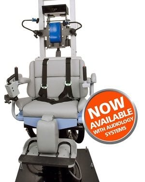 Audiology Systems Adds I-Portal Rotary Chair to Balance Portfolio