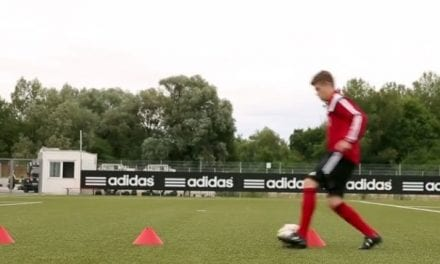 Phonak Supports Soccer Training Camp for Kids