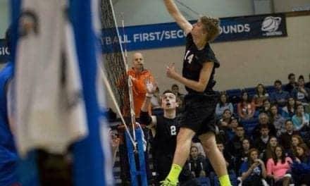 MED-EL Sponsors Deaf Athlete in Volleyball Championships