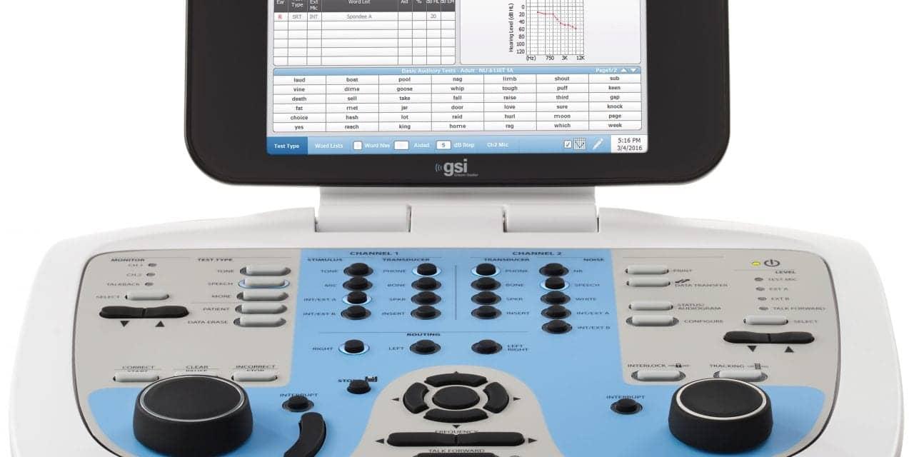 New Audiometer Delivers Precise, Efficient Diagnostics