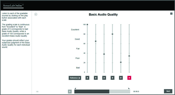 Sound Quality in Hearing Aid Wireless Streaming Technologies