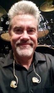 In-ear monitors help drummer preserve hearing
