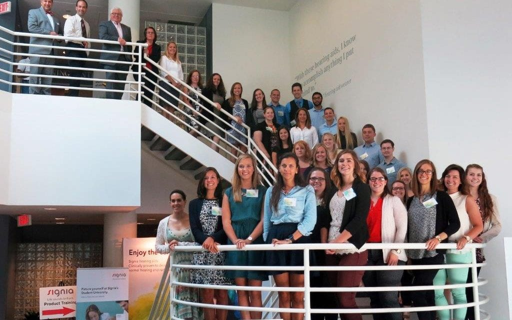 Signia Welcomes Audiology Students to Its 'Student University'