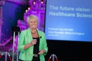 Sue Hill, OBE, PhD
