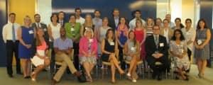 NIDCD tour group photo