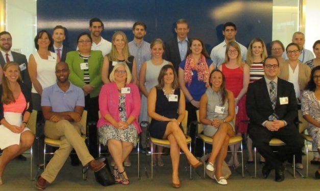 Hearing Advocates Tour NIDCD Research Labs