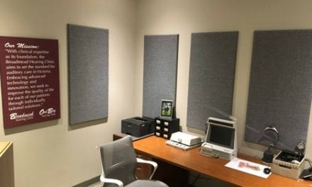 Hearing Aid Fitting Rooms: Crucial First Impressions
