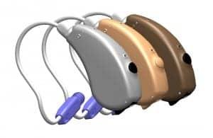 Arro RIC hearing aids