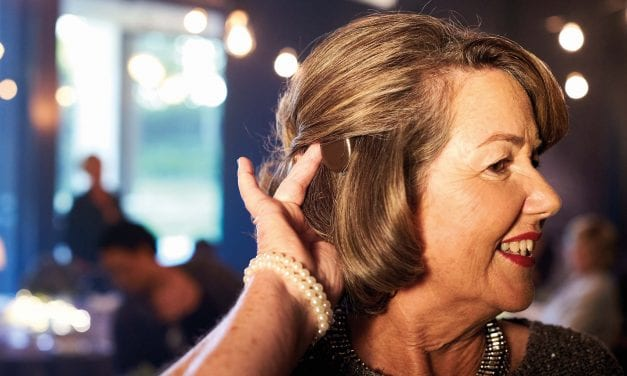Cable-free Cochlear Implant Processor Provides Flexibility